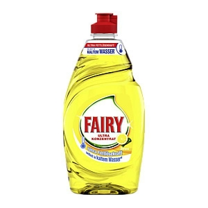 fairy koncentrat do mycia  naczyń  zitrone 450 ml