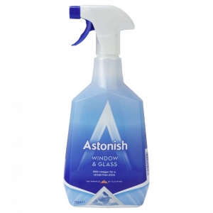 Astonish window&glass  płyn do mycia szyb 750ml